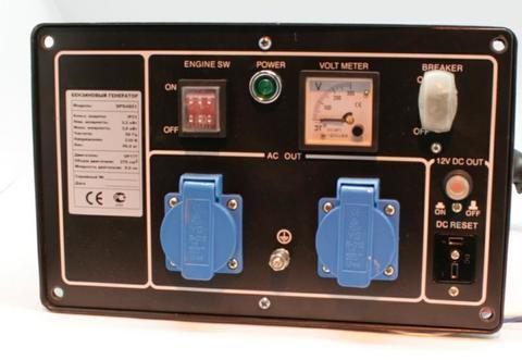 Панель контрольная DDE DPG 4851 (029020600013)