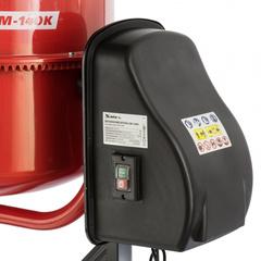 Бетоносмеситель СМ-140K, 140 л, мощность 550 Вт МТХ