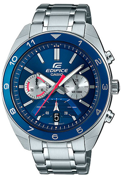 Часы мужские Casio EFV-590D-2AVUEF Edifice
