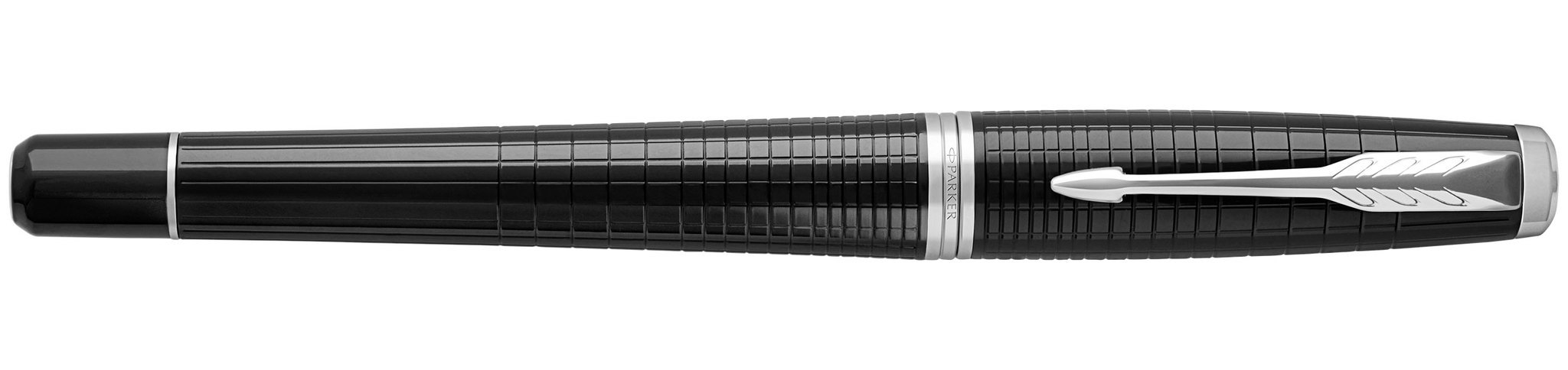 Parker Urban Premium - Ebony Metal CT, перьевая ручка, F