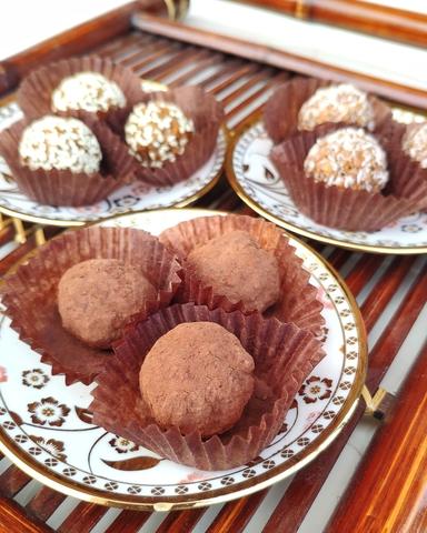 Конфеты в какао, 4 шт.