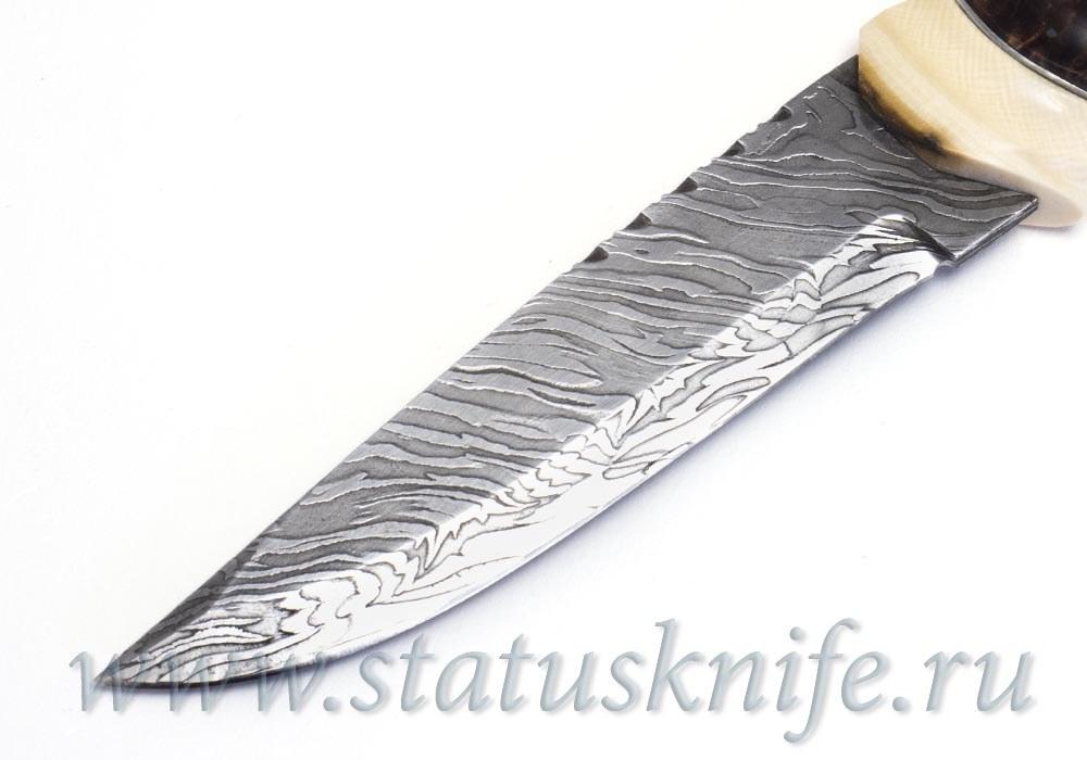 Нож Swedish Hunter  Dan Degerman - фотография