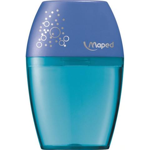Точилка MAPED Shaker 1 отв. с конт. ?534753