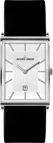Купить Наручные часы Jacques Lemans 1-1602B по доступной цене