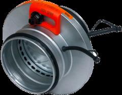 Ирисовый клапан Airone IRIS 630 для измерения и регулировки потока воздуха в вентиляционных каналах