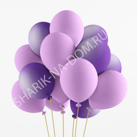 Облако из шаров Облако розово-фиолетовых шариков Облоко_из_розовых_и_сиреневых_шаров.jpg