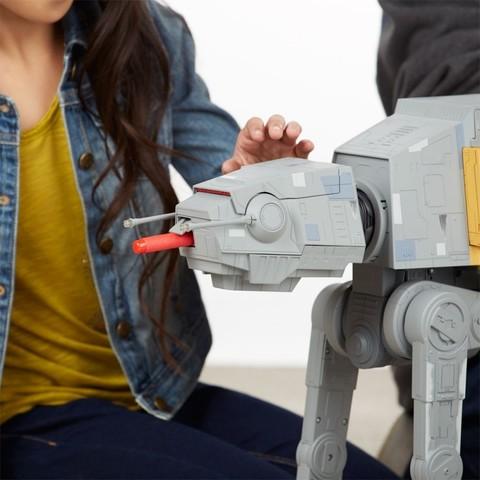 Звездные войны Шагоход AT-ACT на дистанционном управлении — Star Wars Fire Imperial AT-ACT R/C