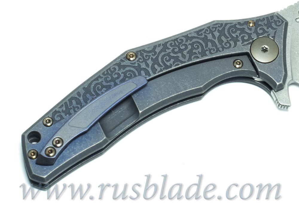 CKF Customized Morrf -4 Knife ONE-OFF