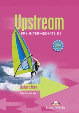 Upstream Pre-Intermediate B1. Student's Book. Учебник