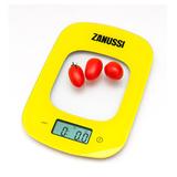 Кухонные весы желтые Venezia, артикул ZSE22222CF, производитель - Zanussi, фото 2