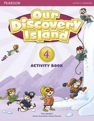 Our Discovery Island Level 4 Activity Book and ...