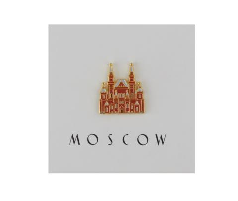 Значок металлический Исторический музей