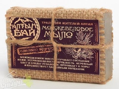 Мыло Алтын Бай Можжевеловое, 80 г