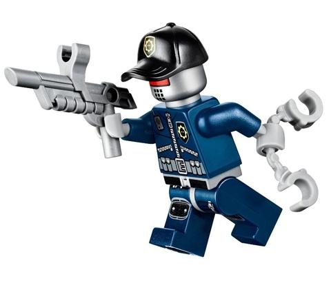LEGO Movie: Плавильня 70801 — Melting Room — Лего Фильм Муви