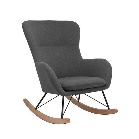 Кресло-качалка LESET SHERLOCK, цвет серый