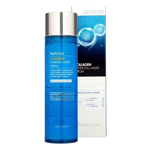 Увлажняющая сыворотка с коллагеном Collagen Water Full Moist Serum