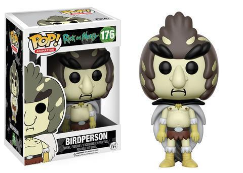 Фигурка Funko POP! Vinyl: Rick & Morty: Birdperson 12443