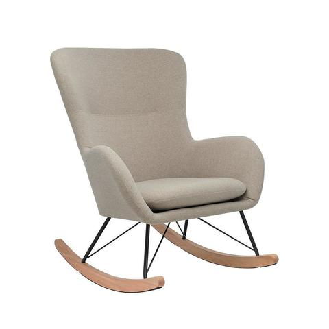 Кресло-качалка LESET SHERLOCK, цвет бежевый