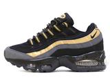 Кроссовки Женские Nike Air Max 95 Black Gold