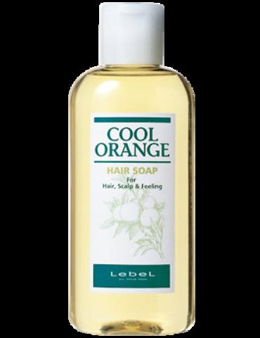 Шампунь для волос COOL ORANGE HAIR SOAP COOL, 200 мл.