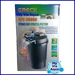 Напорный фильтр для пруда SunSun CPF-30000UV