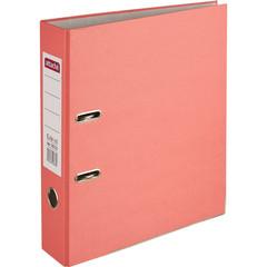 Папка-регистратор Attache Colored light 75 мм красная