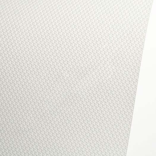 Кардсток Снежное Созвездие Плетенка белый