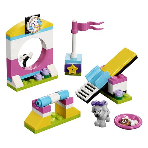 LEGO Friends: Выставка щенков: Игровая площадка 41303 — Puppy Playground — Лего Френдз Друзья Подружки