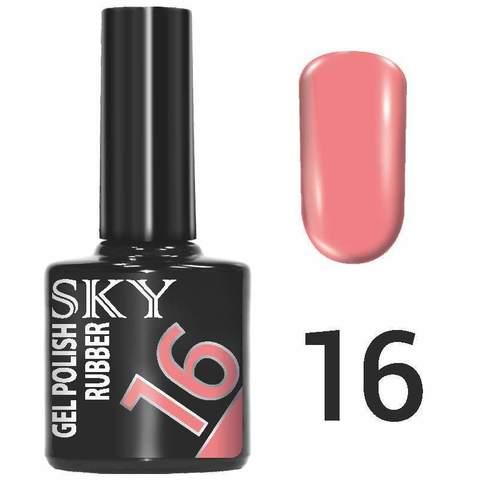 Sky Гель-лак трёхфазный тон №016 10мл