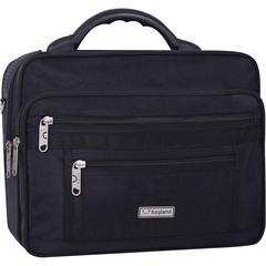 Мужская сумка Bagland Mr.Cool 15 л. Чёрный (0025170)