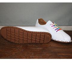 Летние женские туфли Evromoda 19604 White