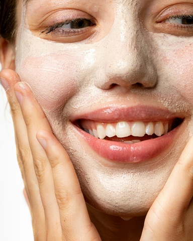DEEP CLEANSING PORE GHASSOUL CLAY MASK