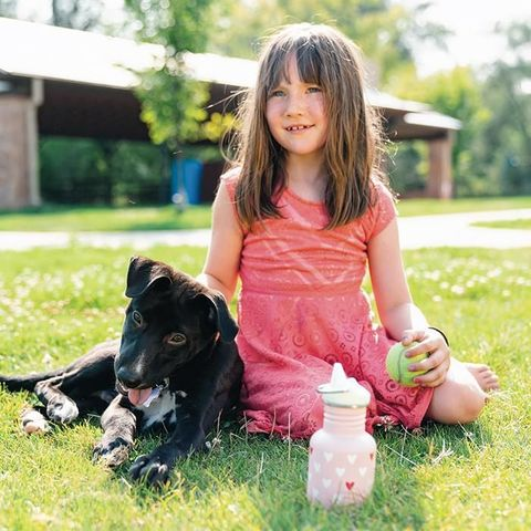 Детская бутылка Klean Kanteen Kid Classic Sippy 12oz (355 мл) Bubble Gum