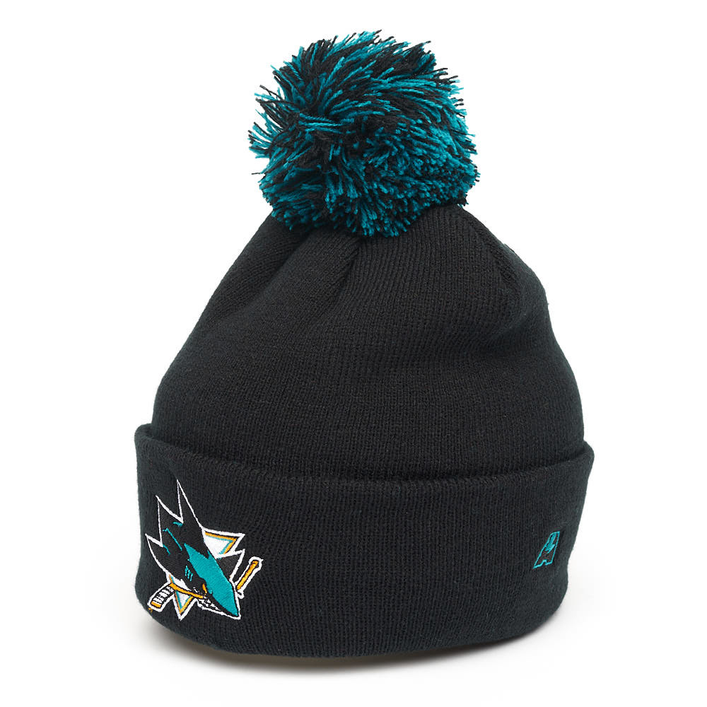 Шапка NHL San Jose Sharks