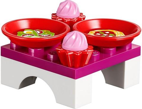 LEGO Friends: Летний фургон 41034 — Summer Caravan — Лего Френдз Друзья Подружки