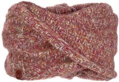 Вязаный шарф-труба Buff Neckwarmer Knitted Agna Multi