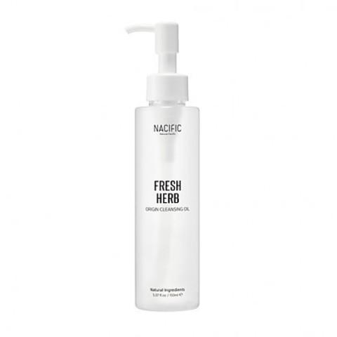 Гидрофильное масло NACIFIC Fresh Herb Origin Cleansing Oil 150ml