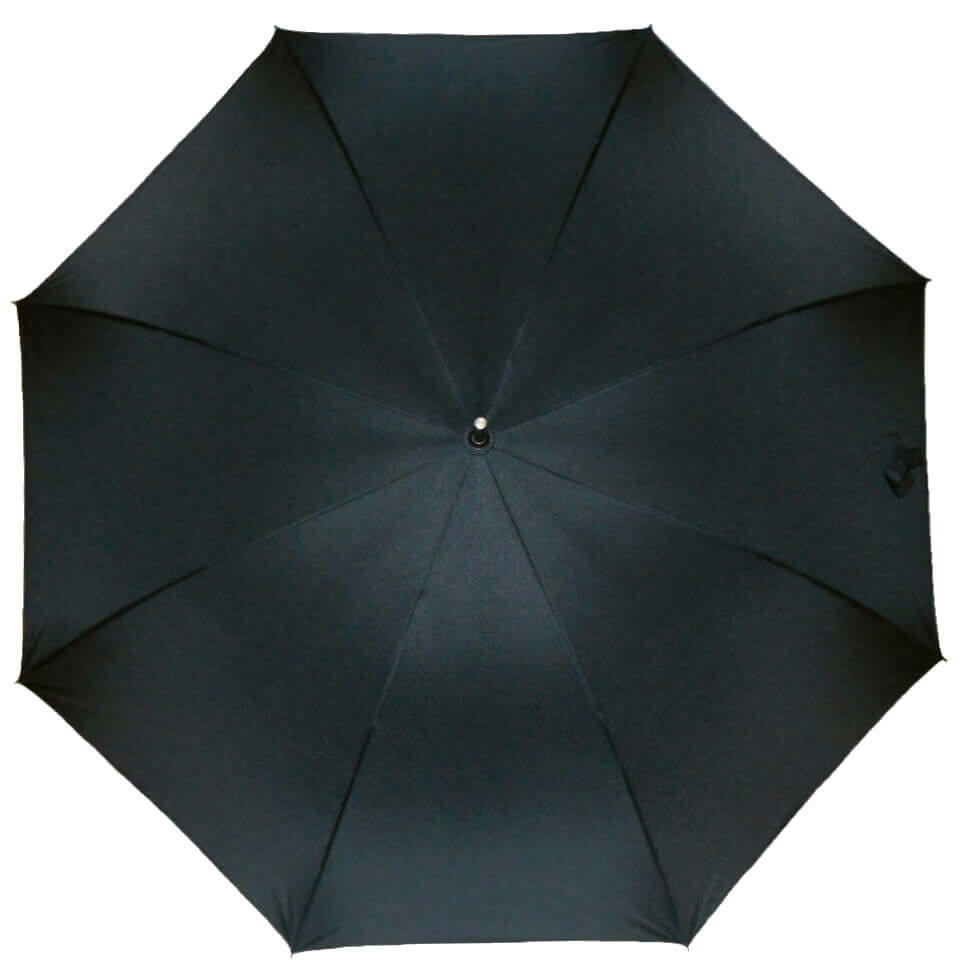 Зонт-трость Ferre GF-3015-P-Nero piping
