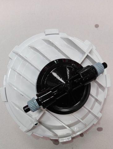 23300187 Насос системы обработки вымени, для перекачивания жидкости из канистры до разбрызгивателя воды на вымя коров, без расходомера