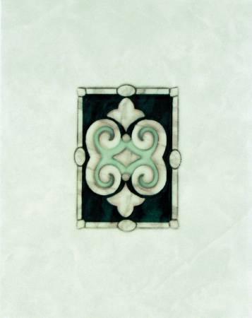 Декор Лира Керамика Volterra V02B-081 20х25