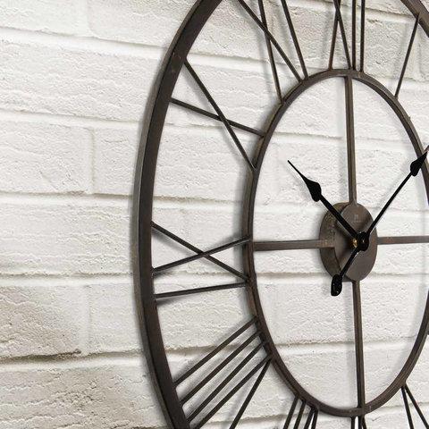 Настенные часы Lowell 21469