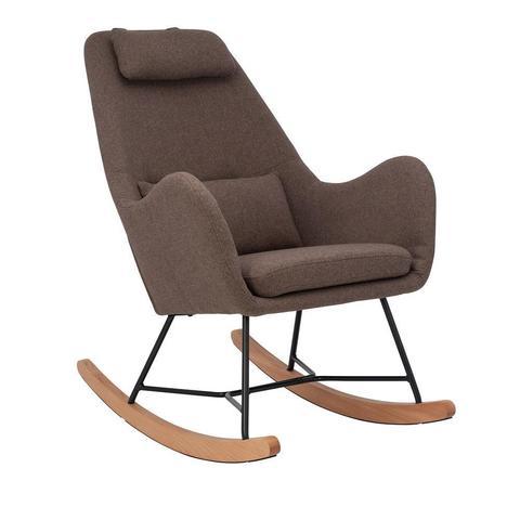 Кресло-качалка LESET DUGLAS, цвет кофе