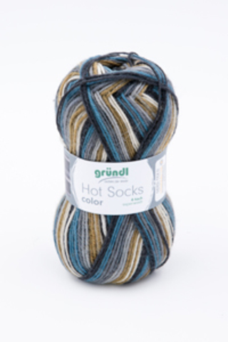 Gruendl Hot Socks Color 419