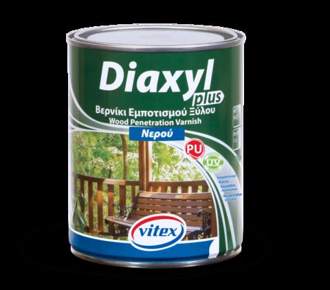 Лак алкидно-полиуретановый по дереву Diaxyl Plus
