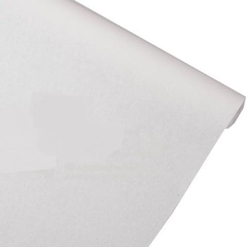 Бумага белая крафт Россия 40гр/м2, 70см x 10м