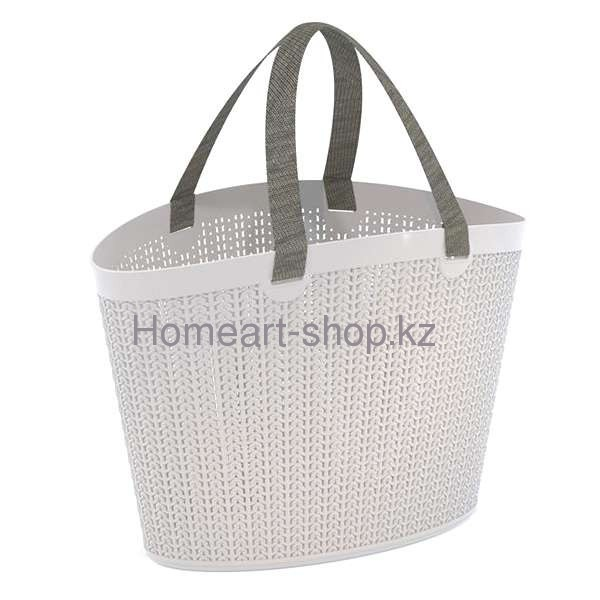 Плетенная ручная сумка