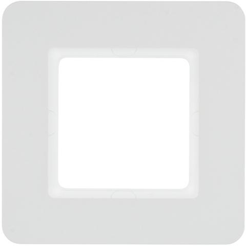 Рамка на 1 пост. Цвет Полярная белизна. Berker (Беркер). Q.7. 10116189