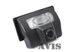 Камера заднего вида для Nissan Tiida SEDAN Avis AVS321CPR (#064)