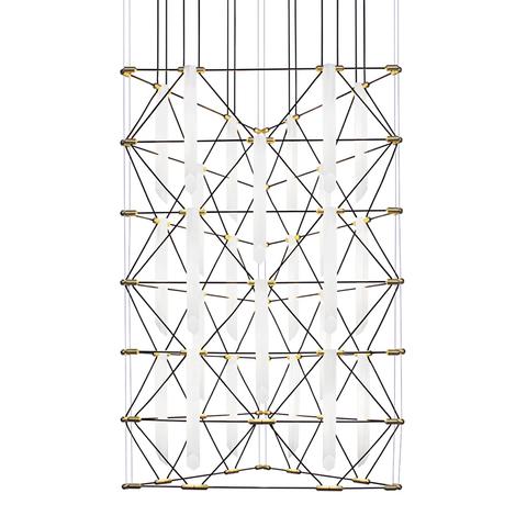 Подвесной светильник Designheure Mozaik Trio