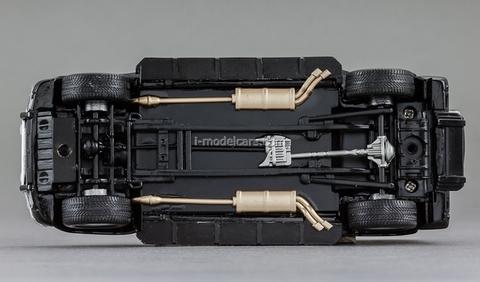Mercedes G55 XXL (Button) DIP 1:43